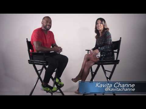Vip TV Presents... Kavita Channe: One on One! starring UFC Superstar Rashad Evans....