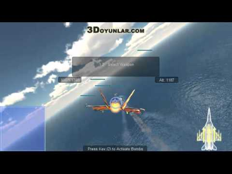 3D Jet Savaşı | 3D Oyunlar