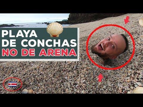 Así Es Playa Conchal En Costa Rica