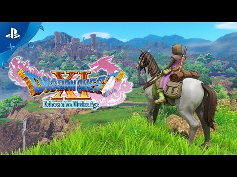 Dragon Quest XI: Echoes of an Elusive Age - The Journey Begins | PS4
