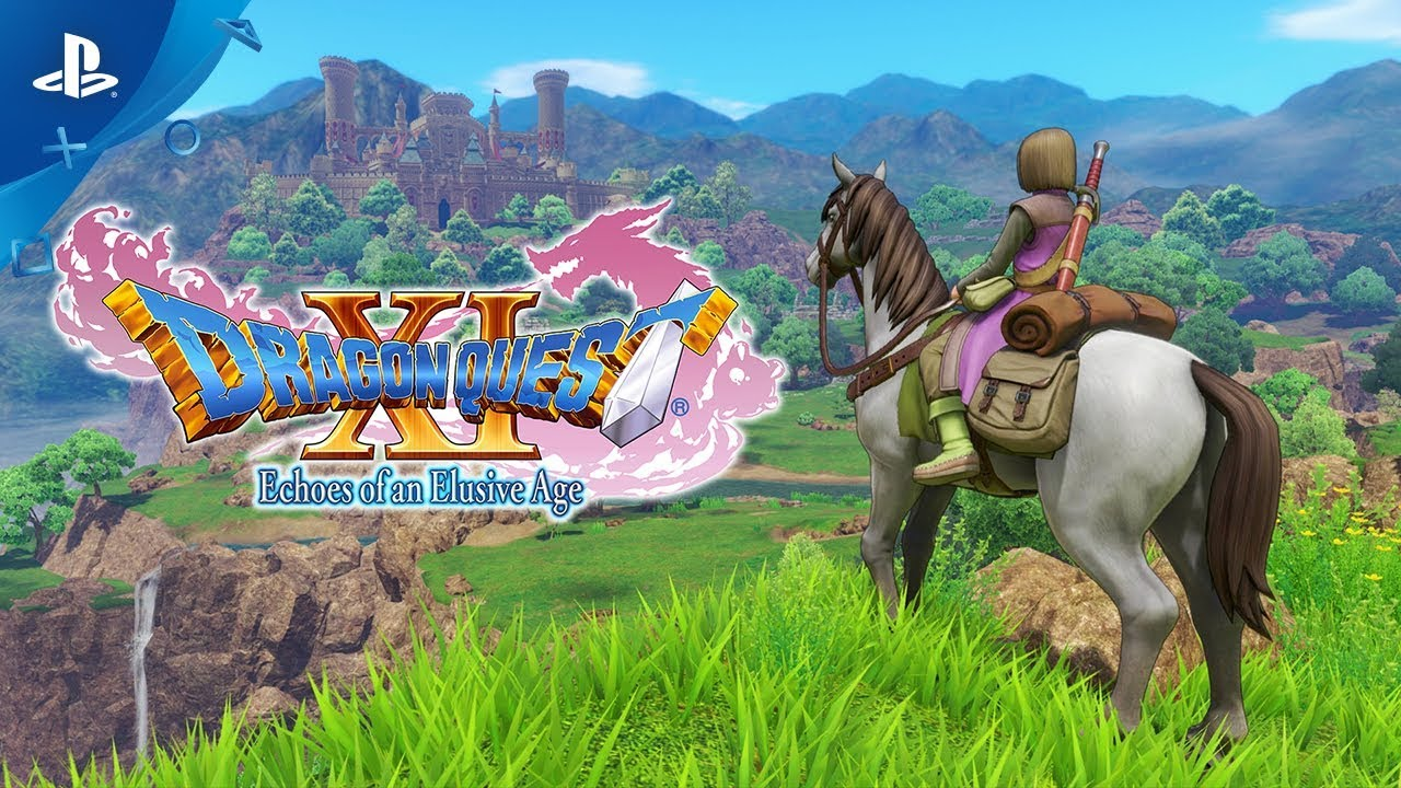 Dragon Quest XI: Echoes of an Elusive Age:
