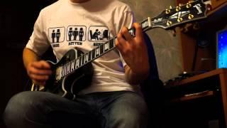 Как играть на гитаре песню группы Metallica (Enter Sandman)