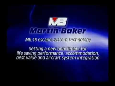 Martin-Baker Mk16 Ejection Seat Escape System