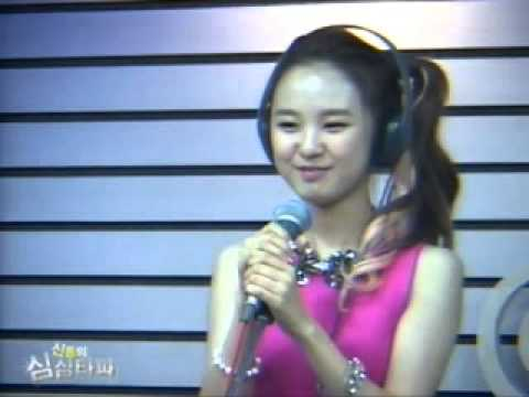 130823 NC.A (앤씨아) - My Student Teacher + Interview @ Shim Shim Tapa