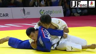 Suzuki World Judo Championships 2017. [-66KG] ABE Hifumi (JPN) vs. ZANTARAIA Georgii (UKR)