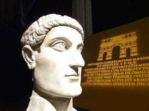 Rome. De droom van keizer Constantijn (Nieuwe kerk Amsterdam)