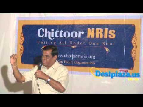 Part 4 :Speech by Dr. Medasani Mohan : Meet & Gree...