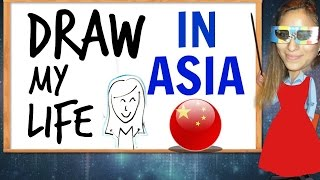 WHY I MOVED TO CHINA: DRAW MY LIFE (Aileen)