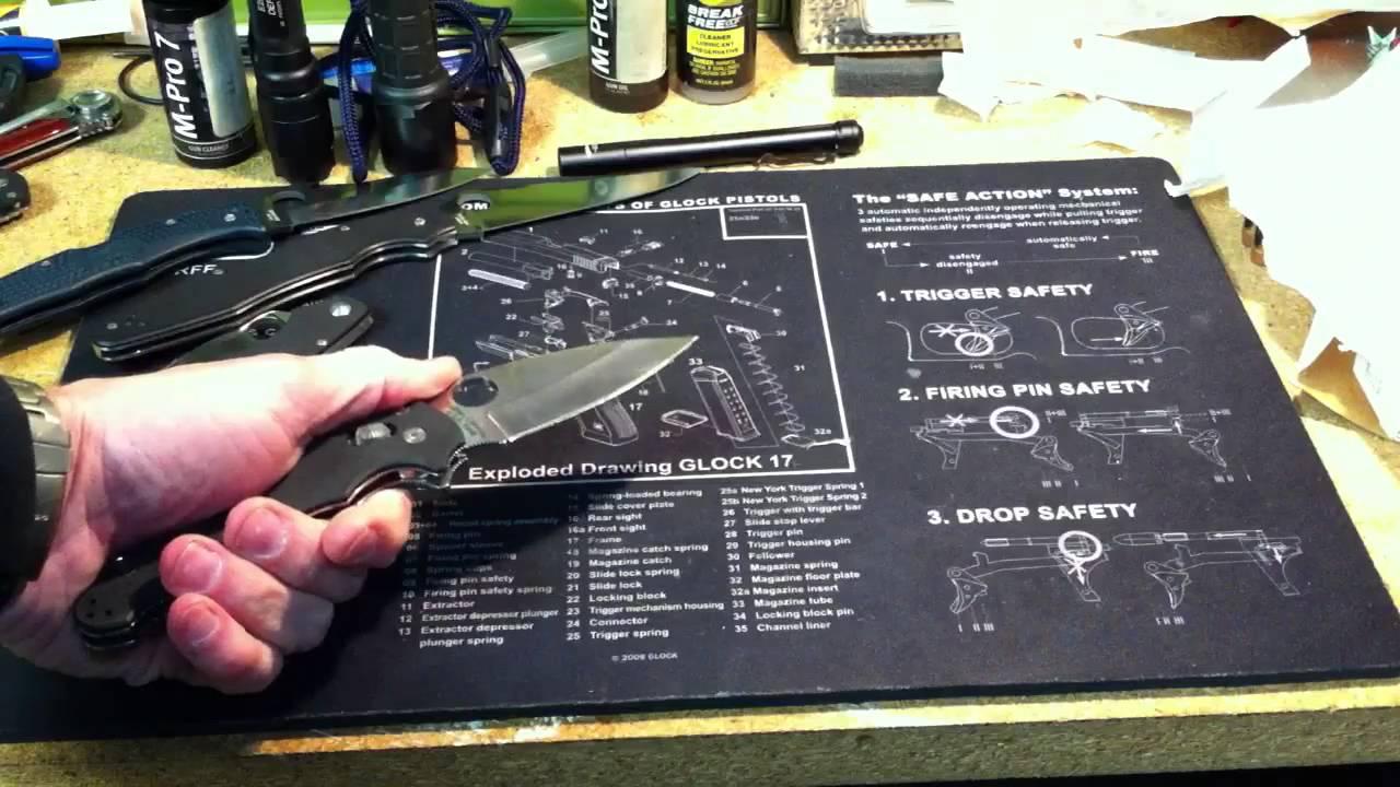 Spyderco Manix 2 Knife Review
