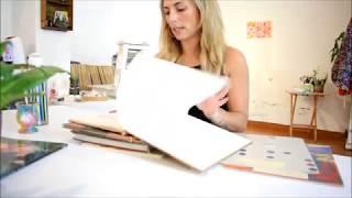 Painting Fullness - Proceso de creación Mood Board Artístico - Paso1
