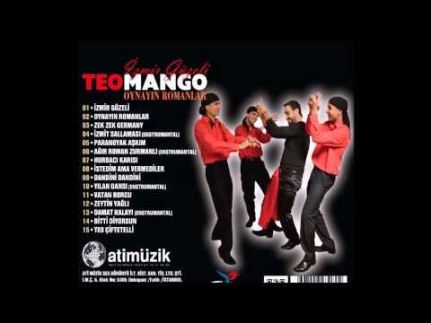 Teomango - Teo Çiftetelli Enstrümantal
