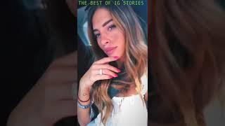 Chiara Nasti instagram stories 02 August 2018