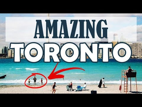 Amazing Toronto - Capital Of Province Of Ontario, Canada