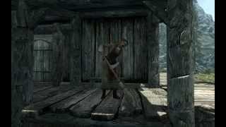 Skyrim: Просто видео-ряд