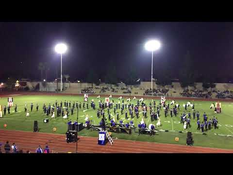 Cathedral City Marching Band 2017 Semifinals
