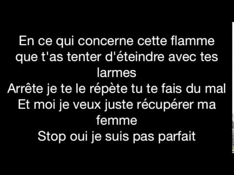 Black M C'est Tout Moi Lyrics