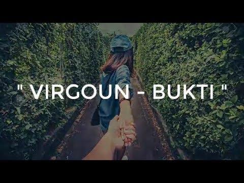 Virgoun - Bukti karaoke tanpa vokal (original karaoke song)