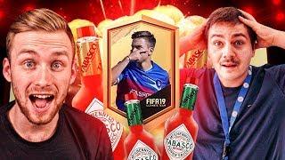PIEKIELNA WOJNA NA PACZKI vs JCOB! | FIFA 19