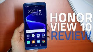 Honor View 10 Review | Best Phone Under Rs. 30,000?