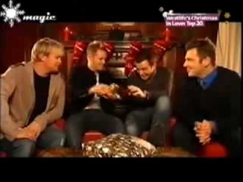 A Westlife Christmas YouTube