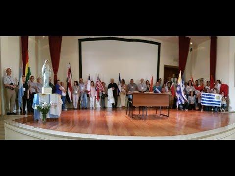 VIII Congreso Iberoamericano Maria Reina de la Paz