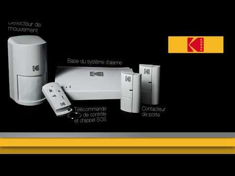 Système d'alarme KODAK SA101