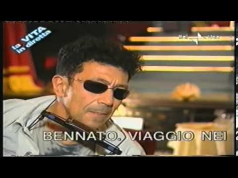 Edoardo Bennato - La Vita in Diretta (Intervista) - 04-12-2001