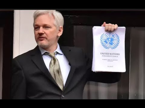 FEARING DEATH ASSANGE RELEASES PASSWORD TO LARGE CACHE OF HILLARY FILES!