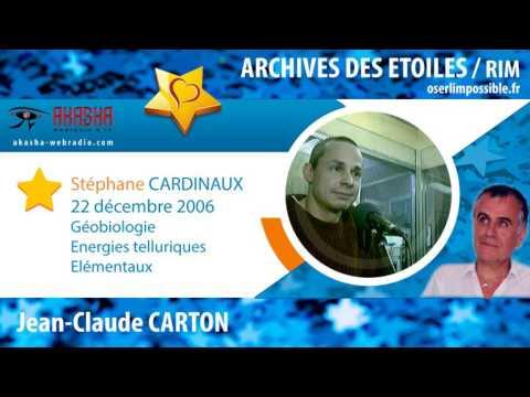 Stéphane CARDINAUX | Géobiologie, énergies telluriques, élémentaux | Archive RIM