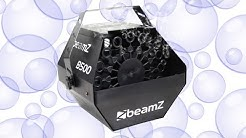 BeamZ B500 Bubble Machine Bubble Maker Electricity Machine Blower DJ Party Club Stage Effect