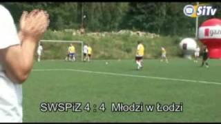 Puchar GW: SWSPiZ 4:4 Młodzi w Łodzi (grupa A)