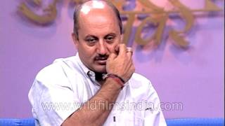 Video Anupam Kher on 'Bariwali' & 'Kya Kehna' download MP3, 3GP, MP4, WEBM, AVI, FLV Januari 2018