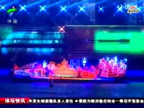 Guangzhou 2010 Asian Games - Opening Ceremony Rehearals 3