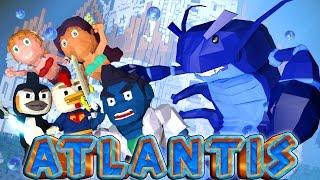 Atlantis Adventures - The Forgotten City (Minecraft Roleplay) #1