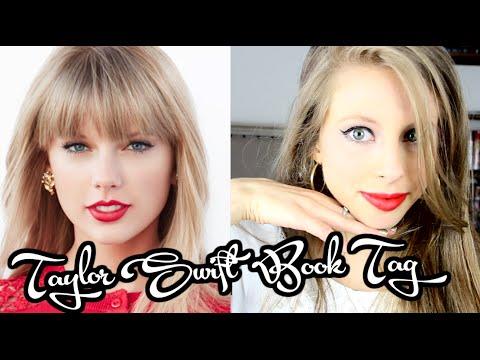 TAYLOR SWIFT & BOOKS