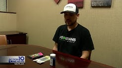 Local veterans turning to CBD oil to treat PTSD symptoms