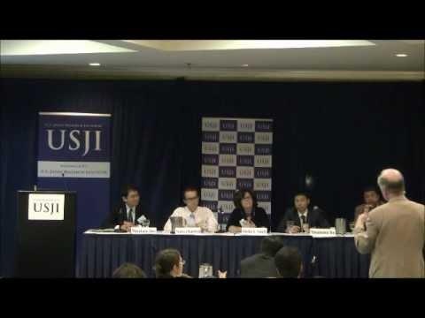 USJI Week Event 5: U.S.-Japan Higher Education Panel II (Panel Discussion 1)