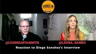 Reaction \u0026 Thoughts on Diego Sanchez's Interview with SiriusXM // Hooks In Ep. 3