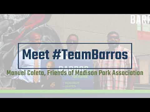 The Friends of Madison Park Association Supports John Barros' Plan for Madison Park High School