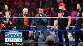 WWE SmackDown Full Episode, 25 October 2019