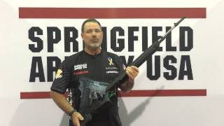 Gun Tests SHOT 2015 Springfield Armory Precision M1A Rifle w/Adjustable Stock