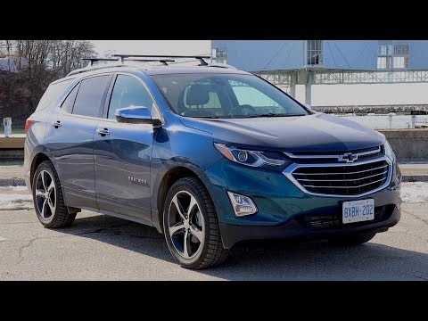 2019 Chevy Equinox Review // A lot of tech in a compact SUV