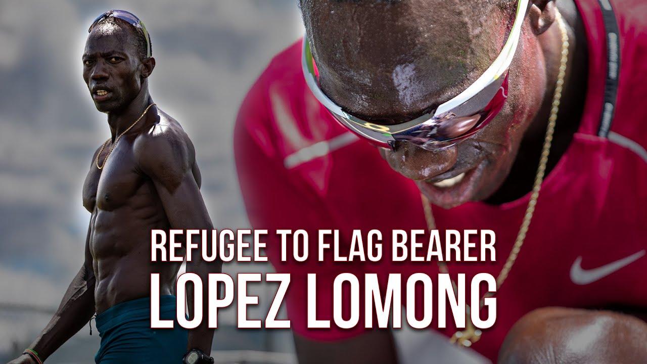 Lopez Lomong || Refugee to Flag Bearer