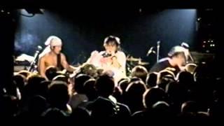 cocobat live at nagoya huck finn 1999-1-15 from the mini album tsuk...