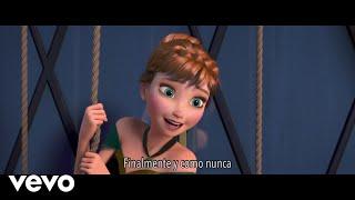 Finalmente y Como Nunca (De Frozen: Una Aventura Congelada/Con letra)