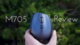 Logitech Marathon Mouse M705 Review!