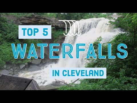 The 5 best waterfalls in the Cleveland area (video)