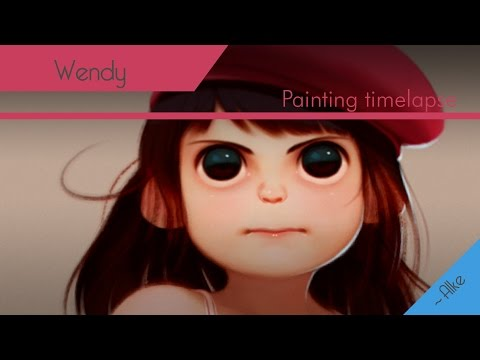 Wendy Timelapse