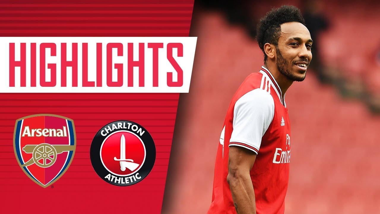 Highlights Arsenal 2 3 Brentford Friendly Match Youtube