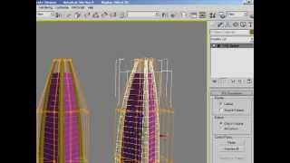 3DS Max: Simple Building Modeling and Texturing Tutorial
